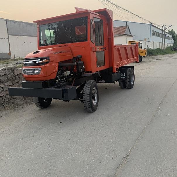 潮阳矿用四驱30吨运输车-湿式制动