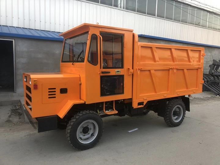 2021年新款—三亚市微农用履带运输车—价格