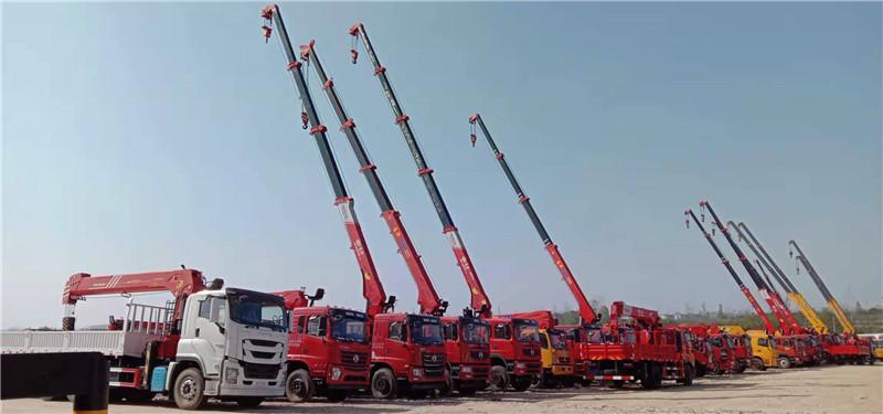 乌兰察布市石煤12吨随车吊多少钱一台
