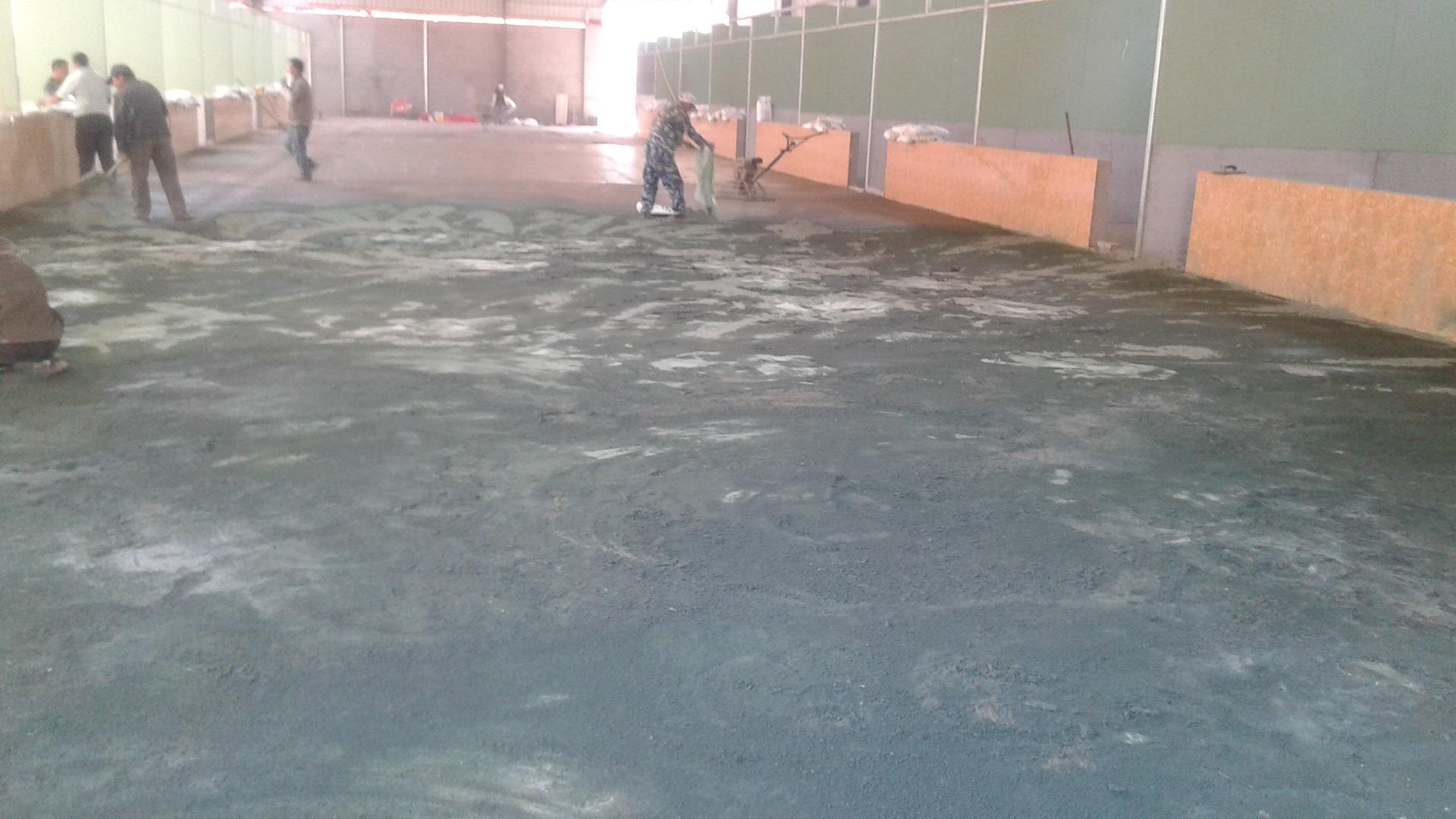 宿州金刚砂耐磨地面金刚砂耐磨地面固化施工-正坤