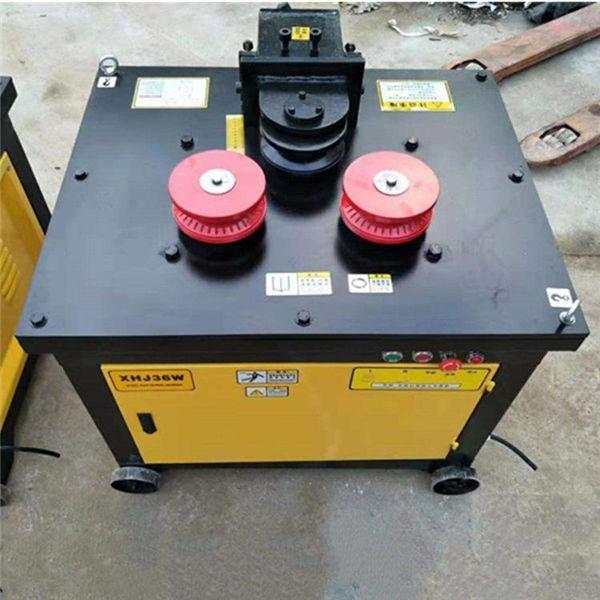 玉树藏族自治州 钢筋弯弧机打圈机 钢筋弯弧弯曲机