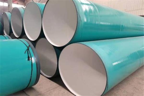 埋地自来水管道用螺旋钢管检尺壹吨价格