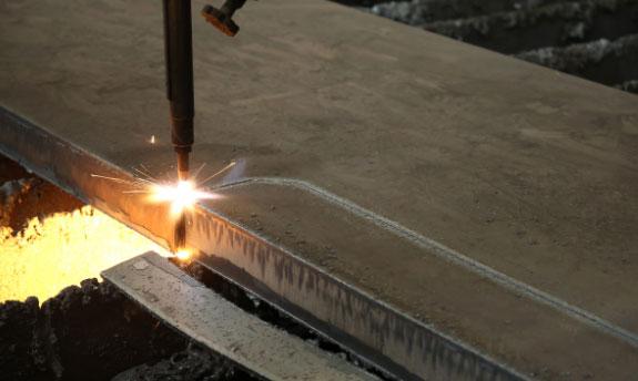 余姚18mm厚nm500钢板