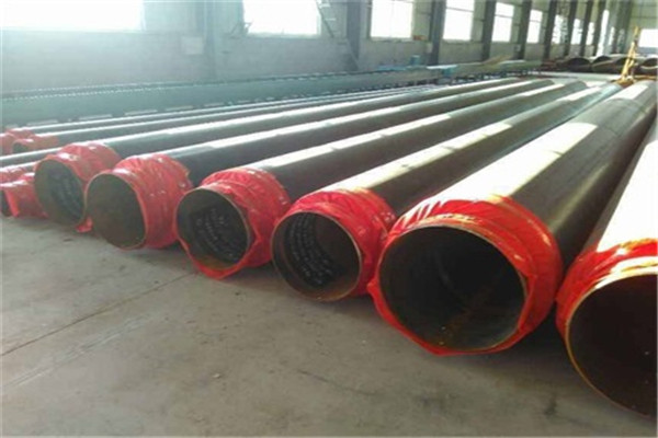 【管道】冷却水聚氨酯保温钢管哪里生产-蚌埠市