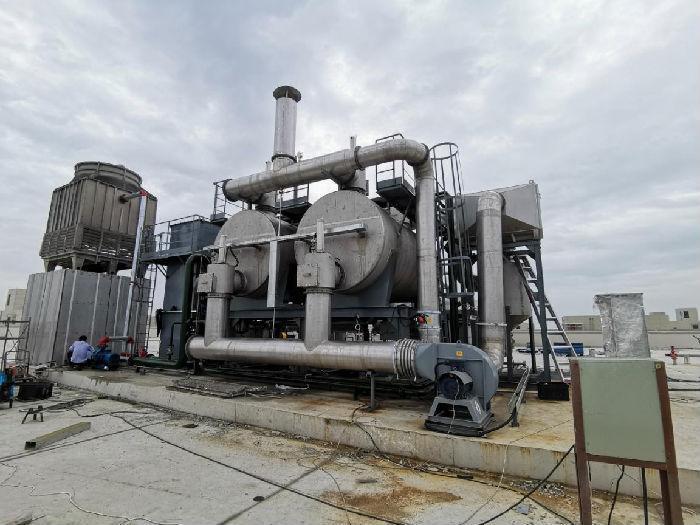 永州造纸厂废气处理