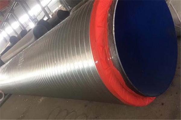 直埋供热保温钢管-质量好价格低【与时俱进】曲江区