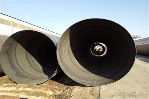 埋地引水管采用螺旋钢管期价格【新消息】淮安市