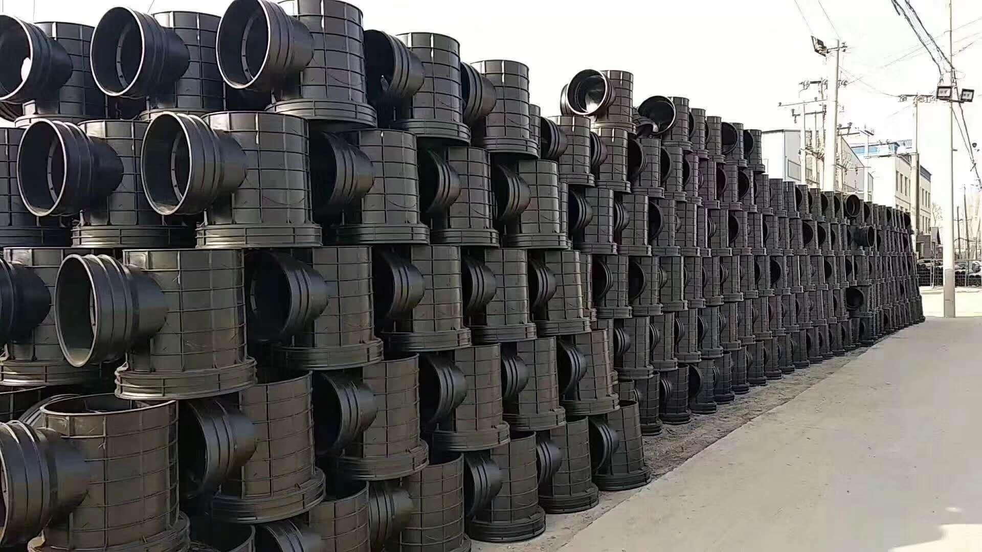 沧州市南皮县DN500钢带波纹管多少钱一米