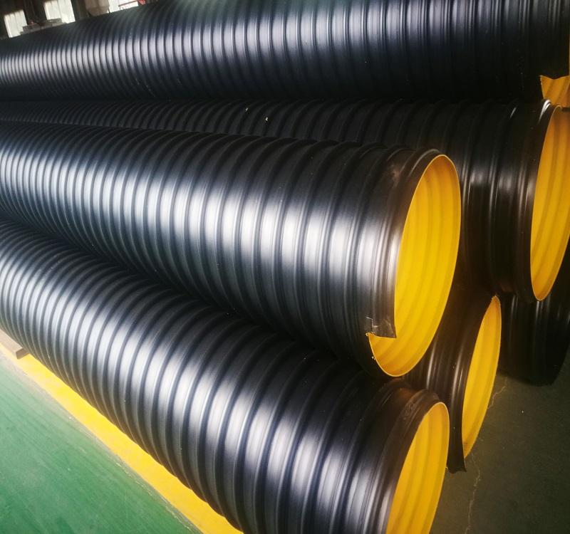 邢台市邢台县DN400钢带增强波纹管厂家