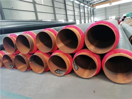 蒸汽钢套钢保温管一吨价格黑河北安