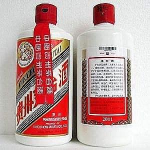 阳信县回收陈年老酒单瓶回收多少钱