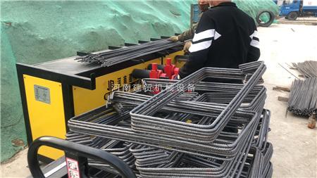 吐鲁番全自动钢筋弯曲中心多少钱一台