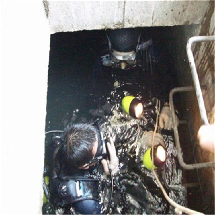 陕西省水下录像公司 - 实力派水下服务公司