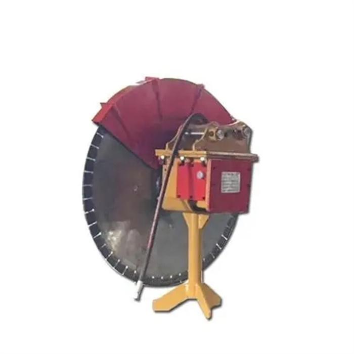 石料开采液压圆盘岩石锯安装方便✔西平县