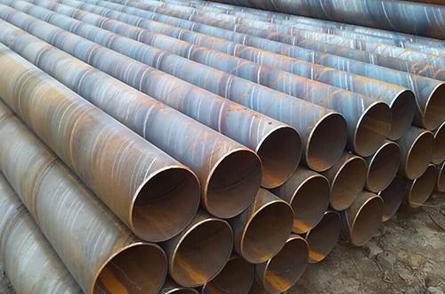 行业资讯螺旋缝钢管理性价位DN600mm