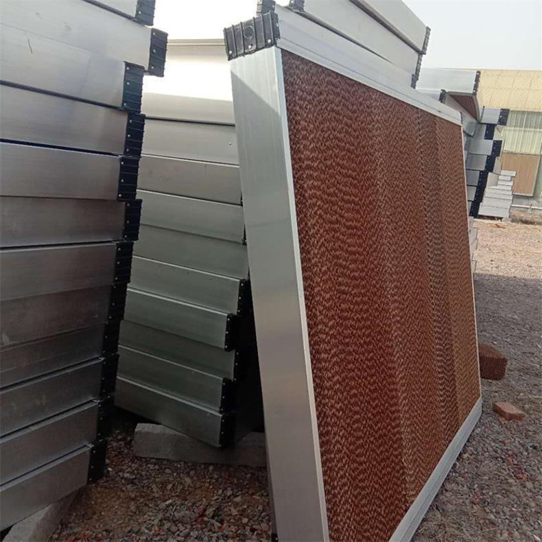 喀什泽普风机湿帘厂家安装高度
