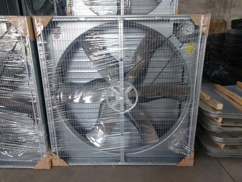 中江热镀锌轴流风机厂家组装简单