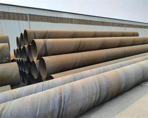 行业资讯螺旋焊管价格D377*6mm