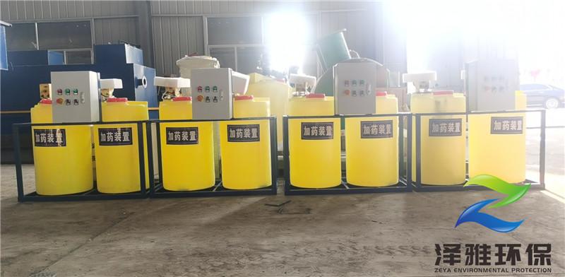 山西省太原市地埋式污水处理设备屠宰废水哪里有