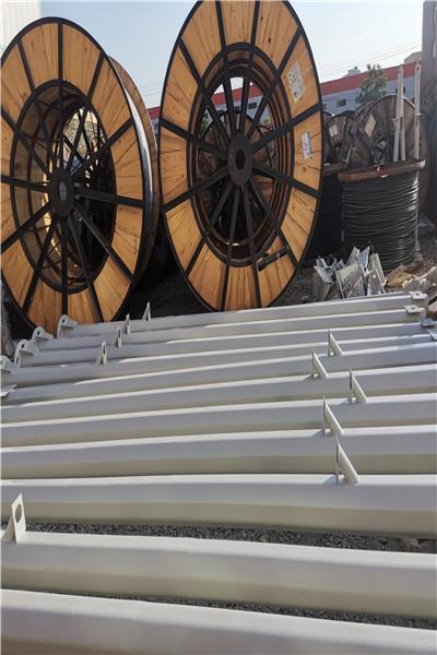 乐山市五通桥区监控立柱地笼铁架价格咨询