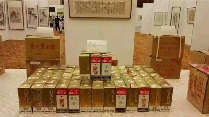 【焦作】保密回收闲置茅台酒五粮液回收专业靠谱