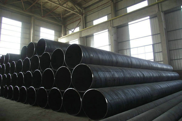 呼和浩特污水处理用螺旋焊管{
