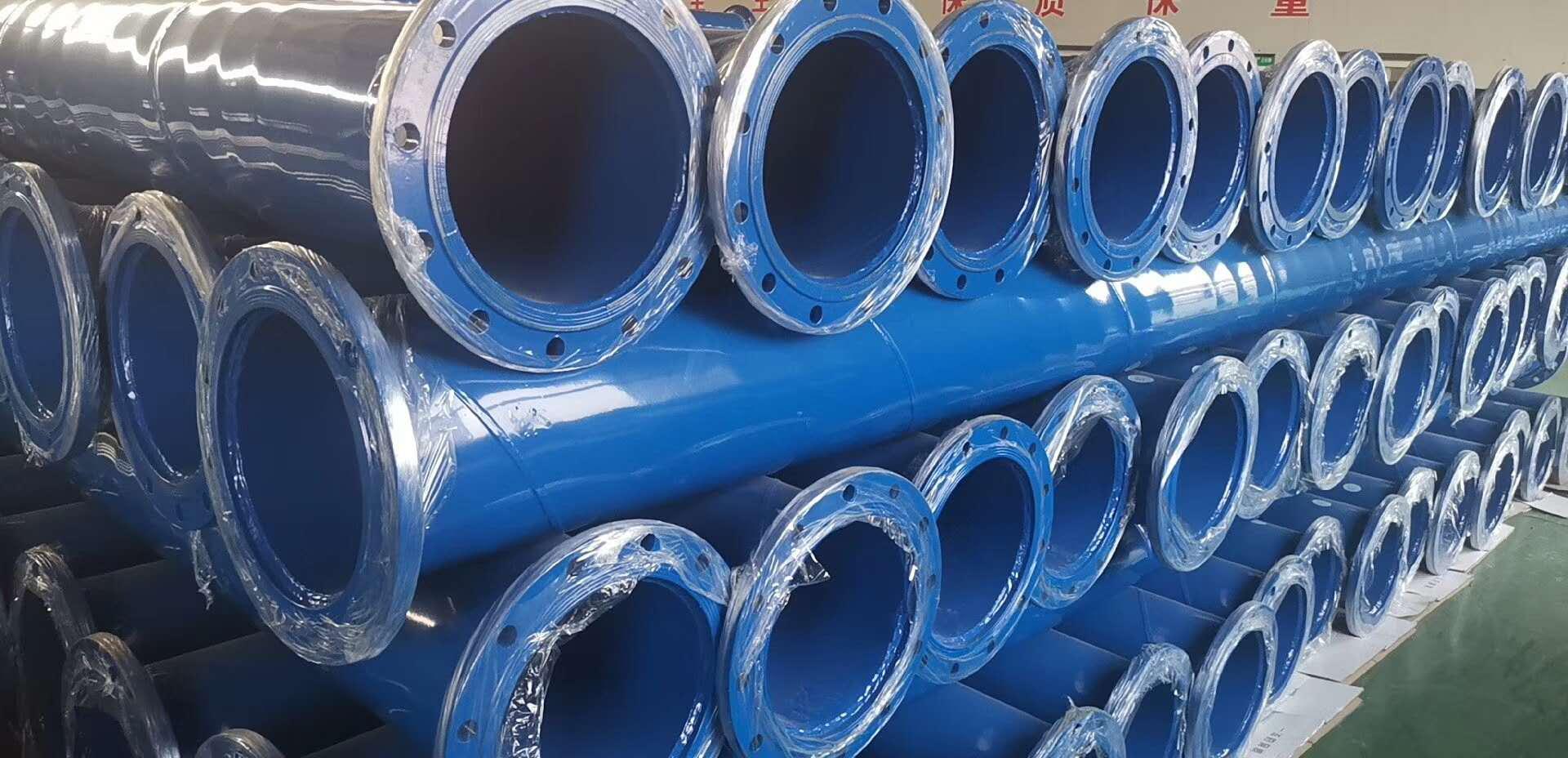盐山内环氧防腐钢管