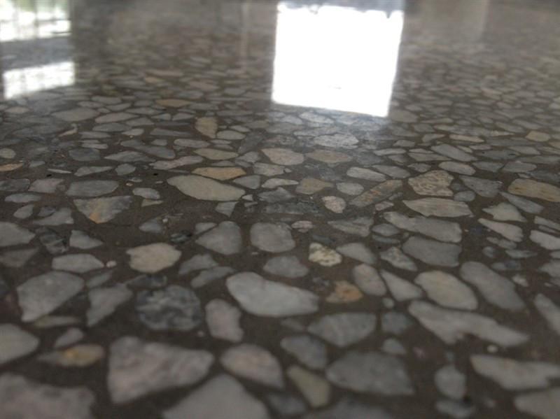 滁州防静电水磨石专业施工