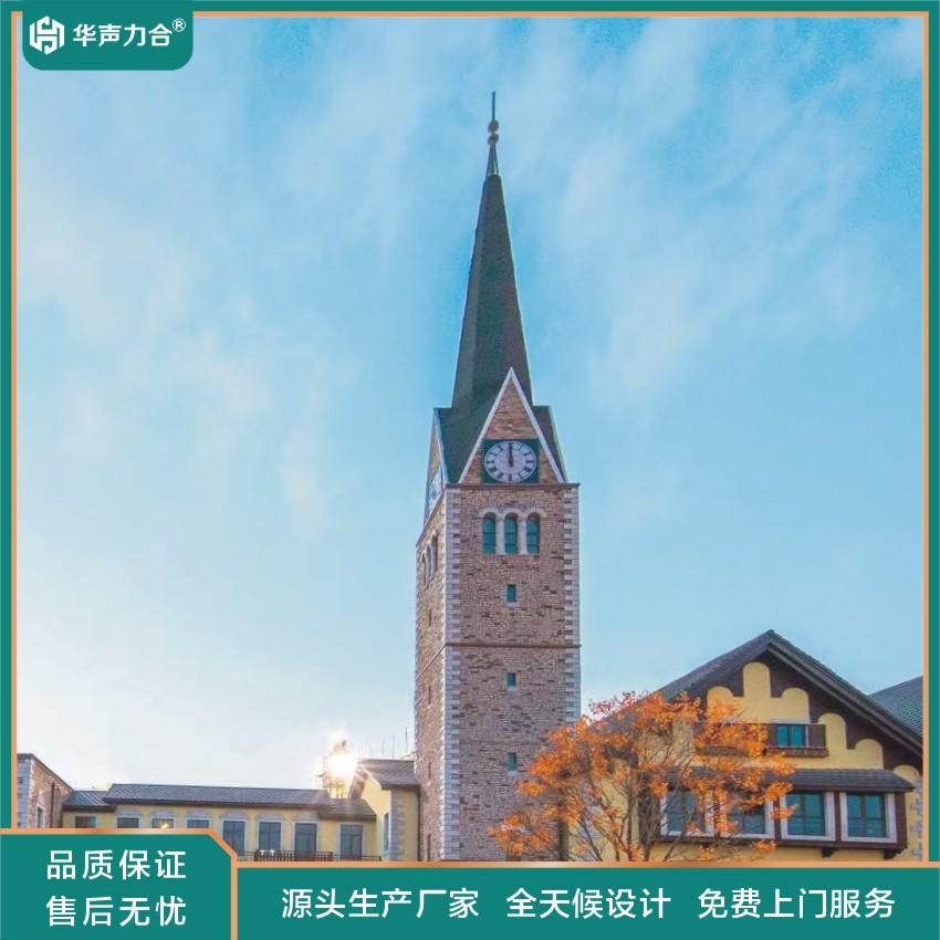 青岛钟楼大挂钟变频节能环保