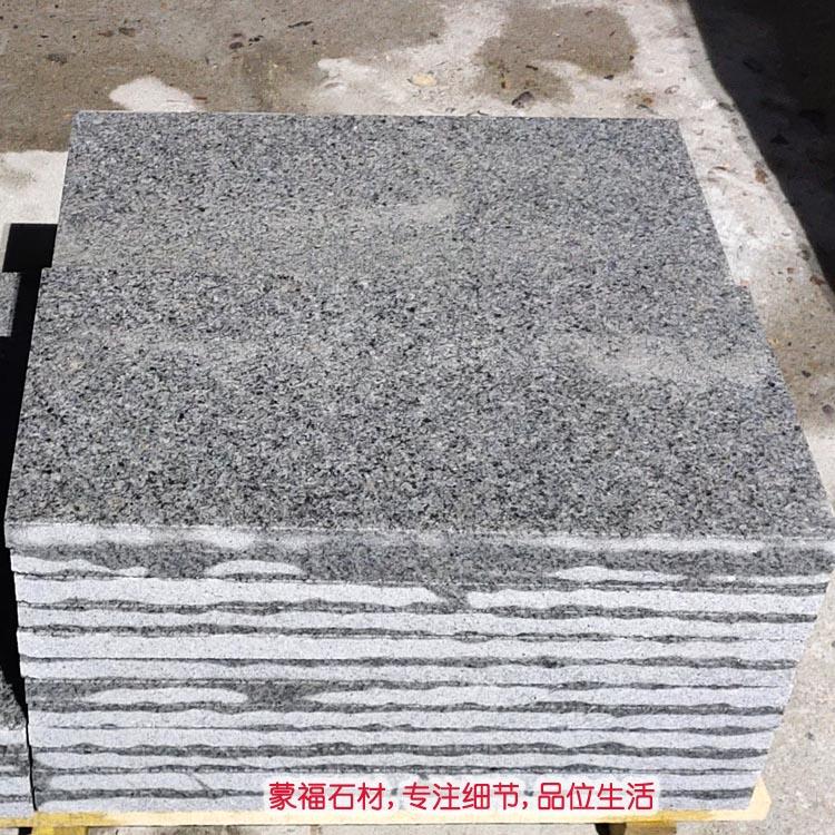 抚州芝麻灰石材烧面加工需要多久?