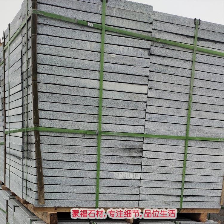 上海灰麻石材火烧面哪个质量好?