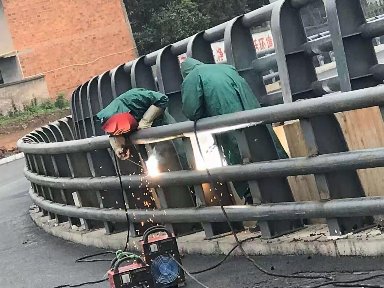 固镇大桥栏杆工程专业厂家欢迎您