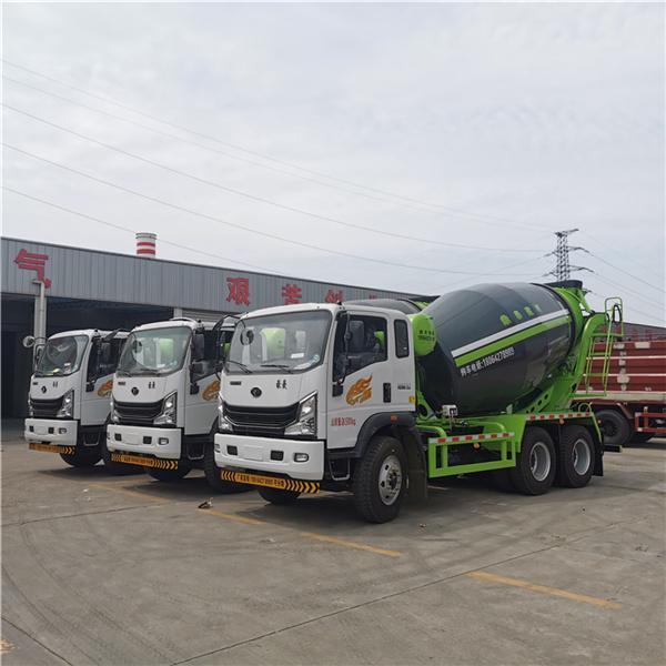 后八轮8方水泥罐车庆阳市配置价目表