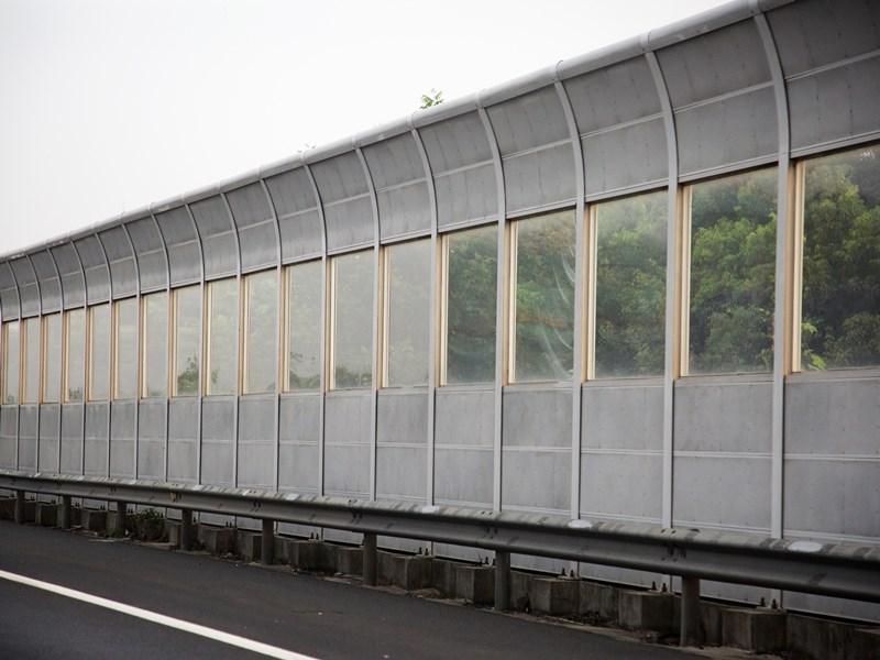 岚山高速公路声屏障价格