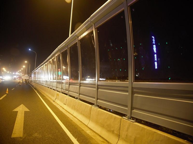 仁寿市政高架声屏障厂家