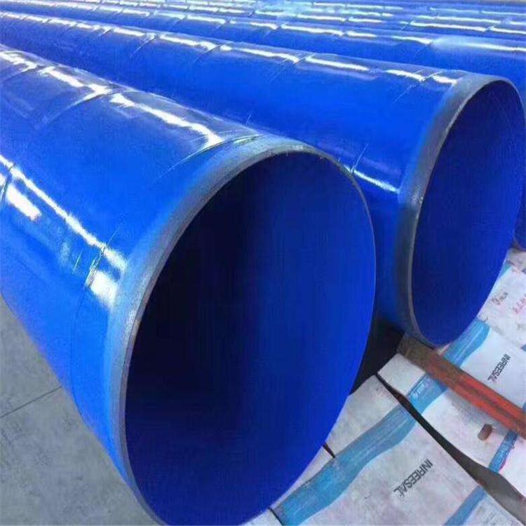 377*10内外防腐螺旋钢管一米价格