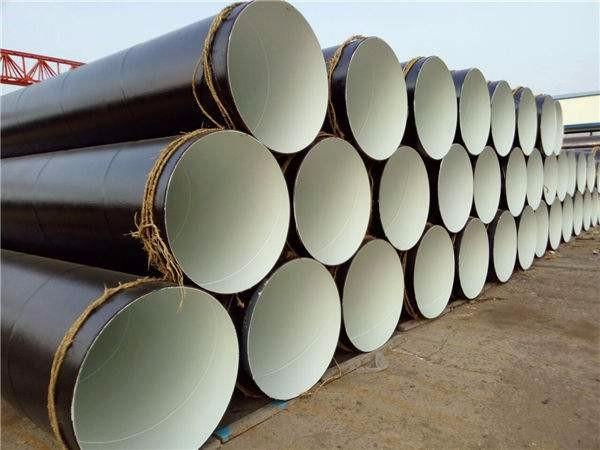 国标环氧树脂重防腐管道-IPN8710互穿网络防腐直缝钢管厂家