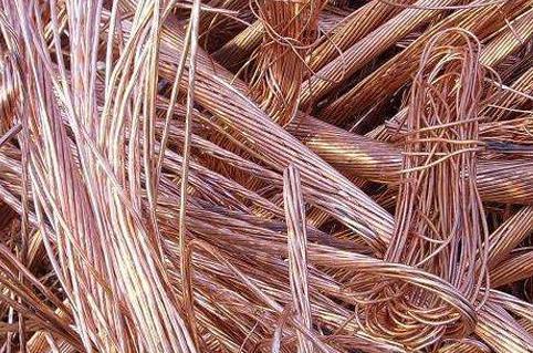 鹤山市铜丝回收回收中心|多少钱一斤