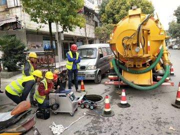 南宫市管道清洗#下水道清理大型设备
