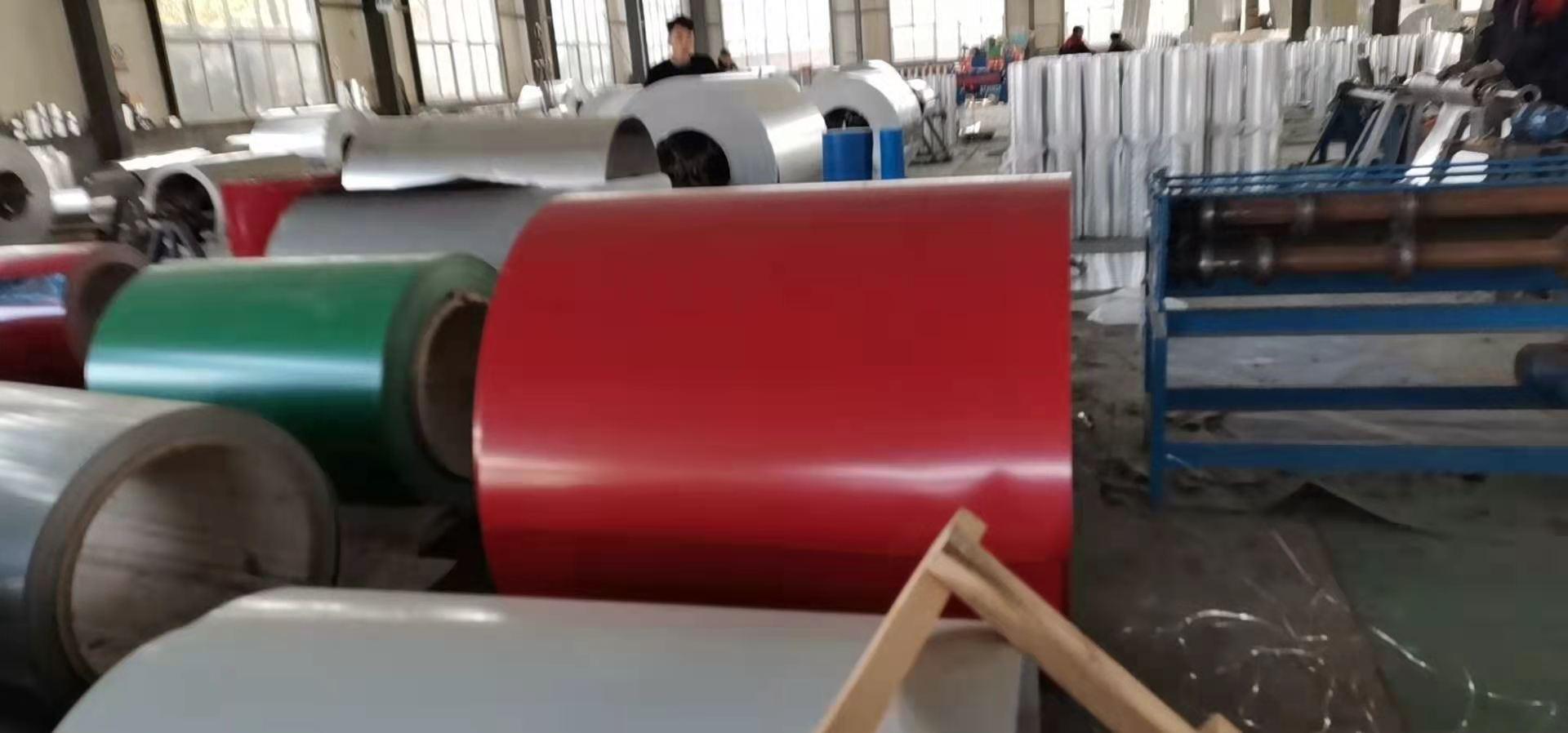 河南省安阳市0.2mm保温铝卷价格