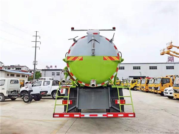 信阳市3吨污水净化车价格