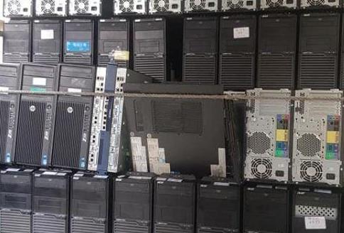 江海区回收台式电脑量大价优上门看货