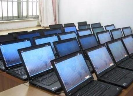 宝安区回收废旧电脑量大价优上门看货
