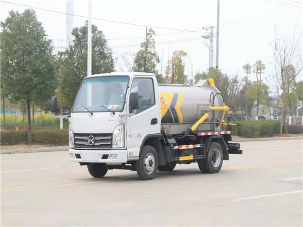 红河哈尼族彝族自治州12吨抽污车厂家