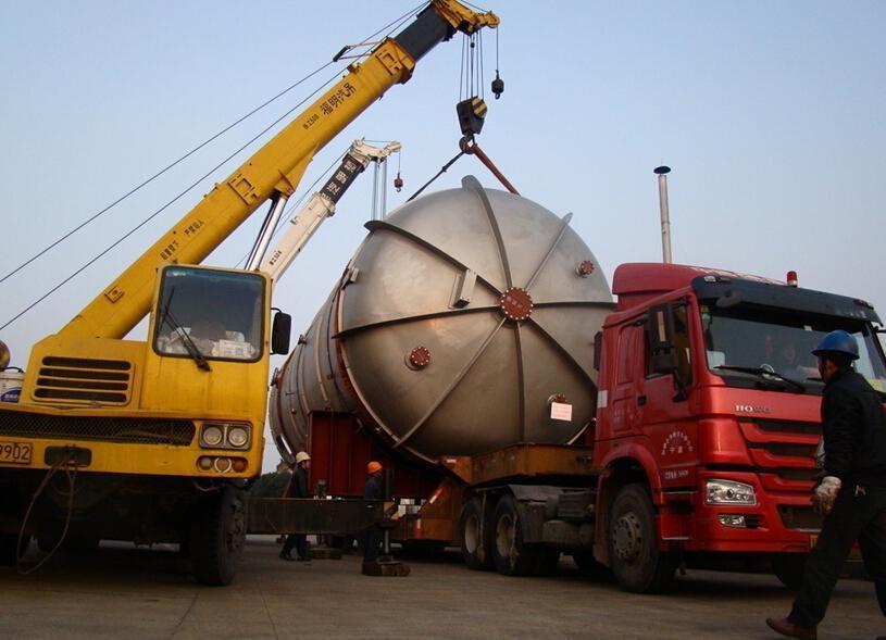 榆林压力容器安装公司