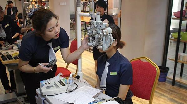 安庆2021年报考眼镜定配工培训考试时间报名流程重点解析