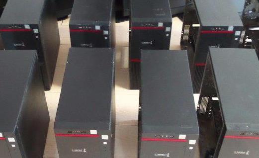 江门市江海区回收废电脑量大价优上门看货