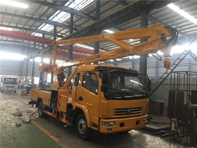 20米直臂式高空升高车生产价格
