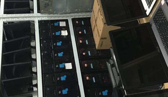 深圳市盐田区回收台式电脑量大价优上门看货