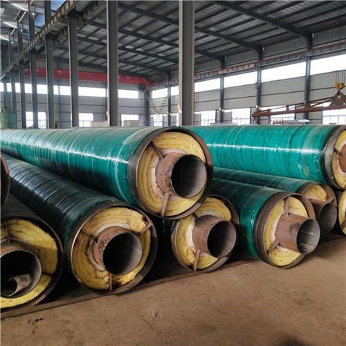 岩棉钢套钢保温钢管钢套钢保温管厂家噶尔县